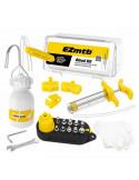 EZmtb Bleeding Kit Edge Lux ink metalladapter