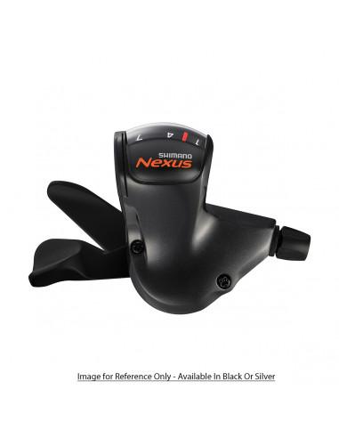 RapidfirePlus-reglage svart 7s SL-7S50 Nexus med CJNX40
