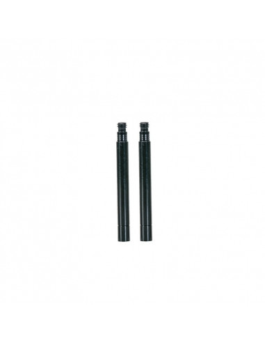 Ventilförlängare 60mm (2), TEC alu 6061 inkl. o-ring packning