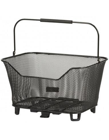 Cykelkorg, Atran Velo Pronto, medium 22L, svart