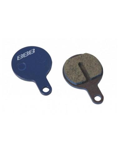 Skivbromsbelägg, BBB BBS-76, för Tektor IOX, MD-M311, Lyra, Novela