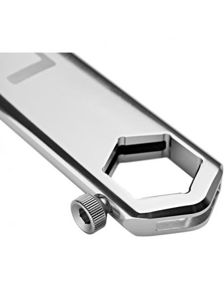 Handtag Lezyne CNC-ROD för avdragare Alu 32mm