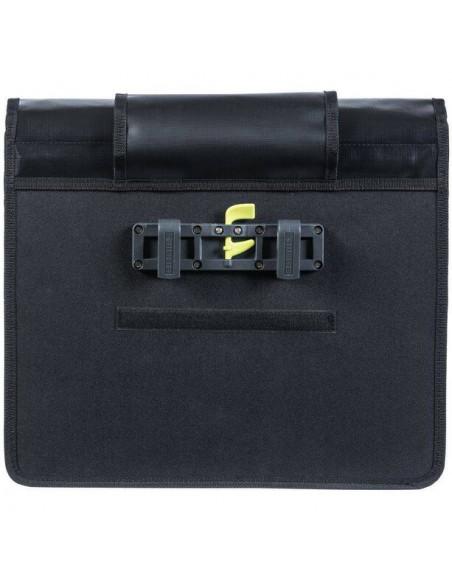Cykelväska Basil Urban Load Messenger bag 15/17L Svart