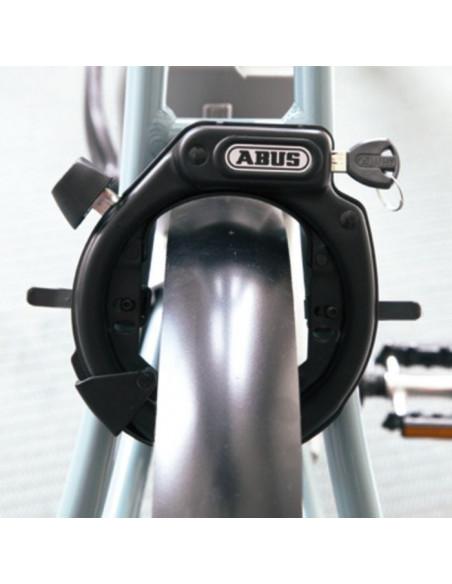 Spännband fäste ABUS För lås när gängat hål ej finns på ramen