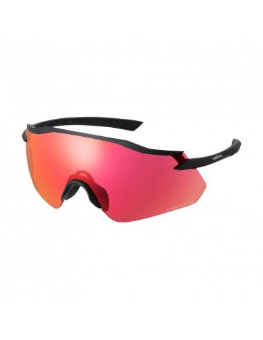 Shimano glasögon Equinox 4 svart ridescape road
