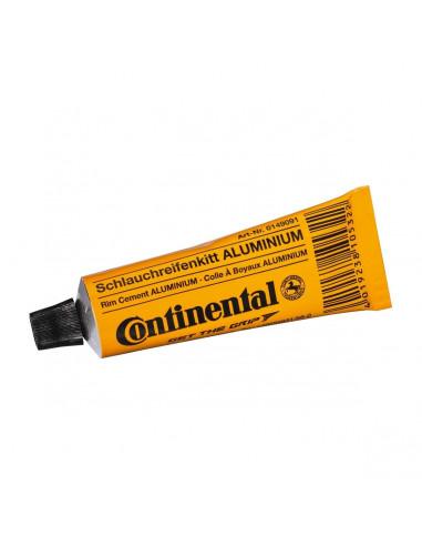 Tubklister Continental, Aluminum fälgar, 25g
