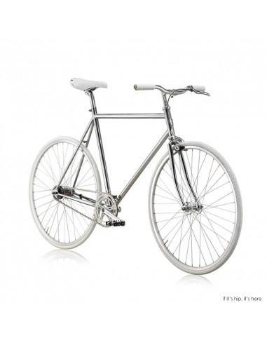 BikeID Diamond 2 Chrome