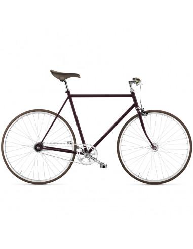 BikeID Diamond 2 MörkRöd