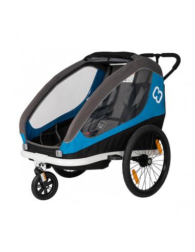 Cykelvagn Hamax Traveller för två...
