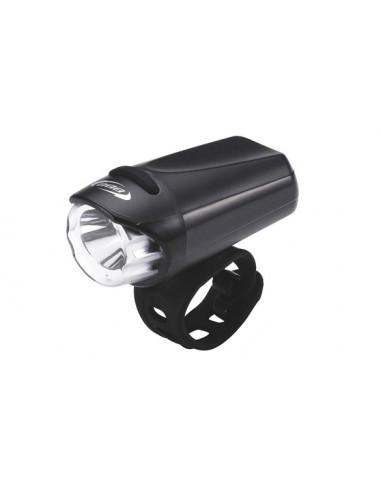 Framlampa, EcoBeam, 0.3 W, Svart