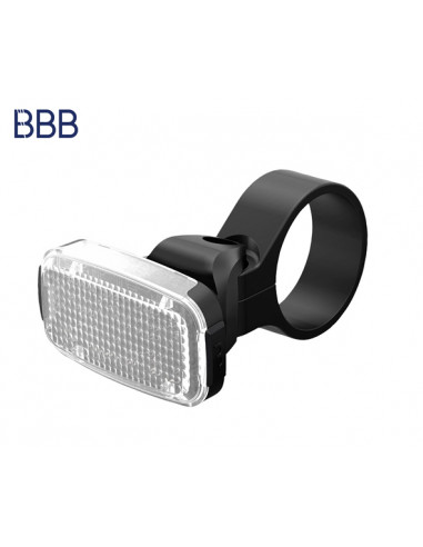 BBB Framdiod Spot, Laddbart litiumjonbatteri
