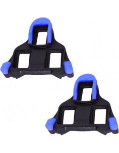 Shimano SPD-SL Pedalkloss blå