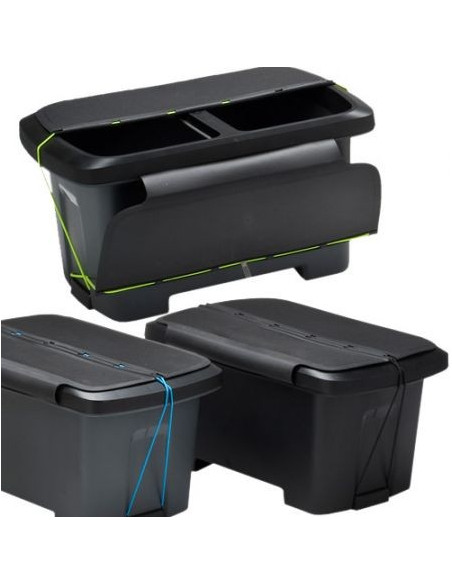 BOBOX URBAN BLACK MED HÅLLARE