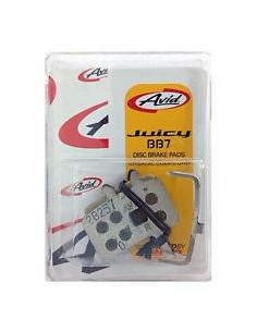 Bromsbelägg Avid Juicy,BB7 Organic,alu 005315001020
