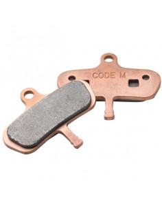 Bromsbelägg Avid Code 07-10 Sintrad,stål 005315007000