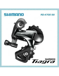 Bakväxel Shimano Tiagra 4700, Dubbel, 10vxl, 2017