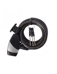 OXC Kabellås KeyCoil, 12x1500mm