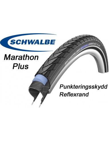 Marathon Plus 40-622 700x38C Svart/Reflex