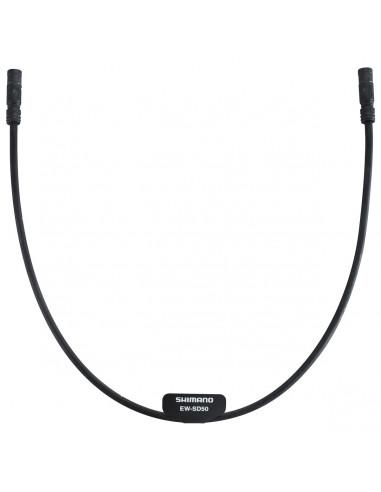 Kabel EW-SD50 E-Tube, 350 mm, svart