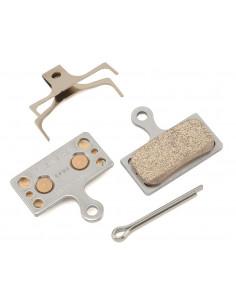 Skivbromsbelägg G04S, Metall, BR-M9000/9020/987/985/