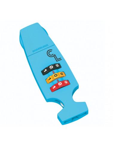 Lazer Cappuccino Lock, blå