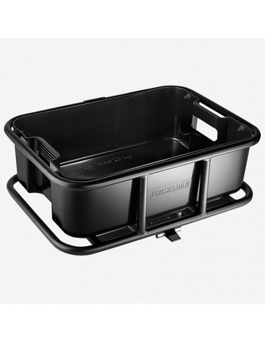 Racktime Låda till pakethållare 42.5 x 30.5 x 12.5cm, 2.3kg, 13L