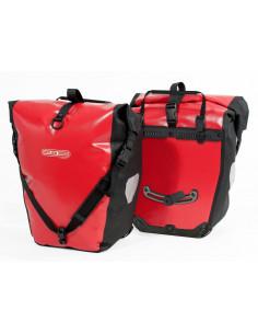 Ortlieb Back-Roller Classic QL2.1 röd/svart par