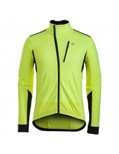 Jacka Bontrager Velocis S1 Softshell Vis Yellow