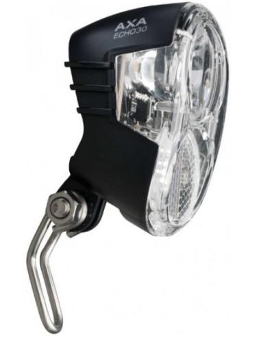 Framlampa AXA Echo 30 Switch - 30 Lux - 6V - navdynamo