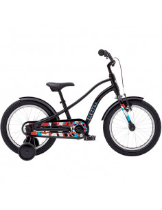 Electra Sprocket 1 Boys 16 Svart