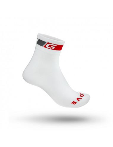GripGrab Summer Sock Regular Vit