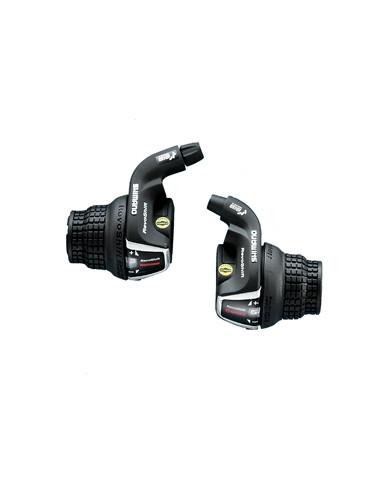 Växelreglage, Par 3x6-vxl m/OGDSL-RS35 Tourney Inkl. Vajrar