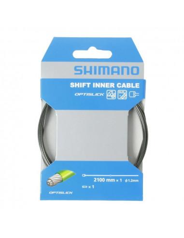 Växelvajer Shimano Optislick 1,2x2100 mm
