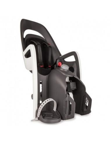 Hamax Caress W/Carrier Adapter grå/vit/svart