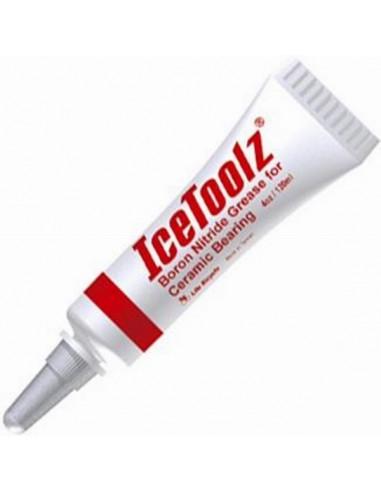 Boron Nitride Keramisk lagerfett, Ice Toolz 3ml