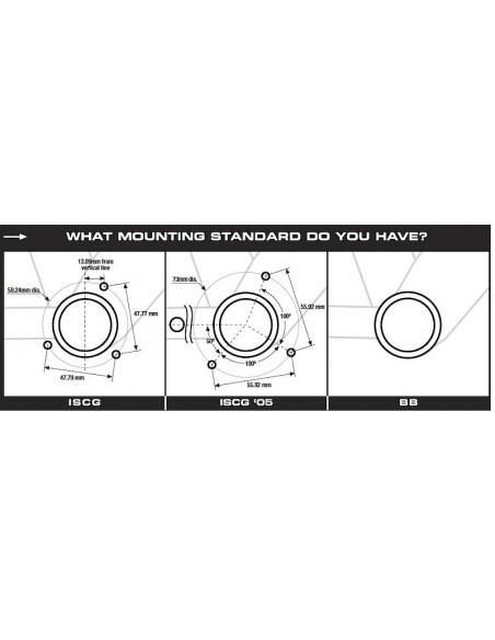 Kedjestyrare Truvative X0 MRP BB Mount 32-36 006315006040
