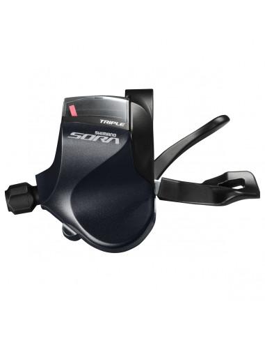 Växelreglage Shimano Vänster Triple m/SL-R3030 Sora Flat HB Road