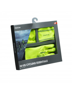 GripGrab Hi-Vis Cycling Essentials