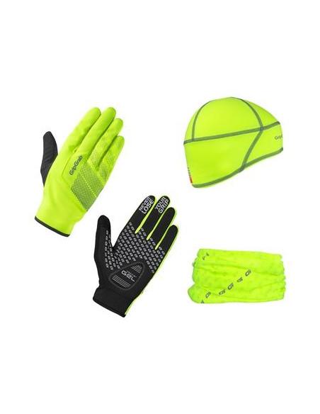 GripGrab Hi-Vis Cycling Essentials
