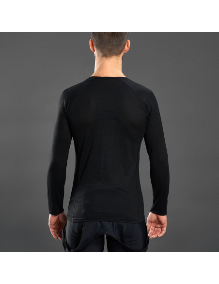 GripGrab Merino Polyfibre Long Sleeve Base Layer