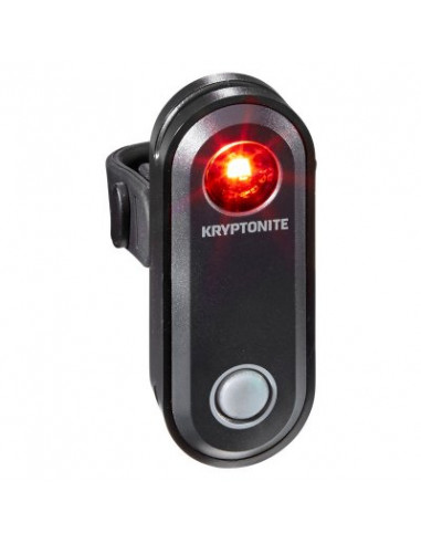 Belysning Kryptonite Avenue R-30 USB 1 LED bak