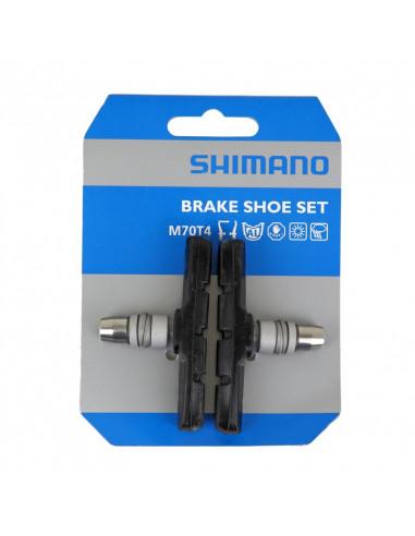Bromskloss Shimano LX Deore M70T4, med mutter
