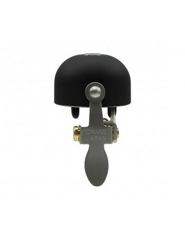 Ringklocka Crane Bell E-NE Aluminium Svart