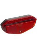 Baklampa Crescent Egoing EBIKE 6V för pakethållaren