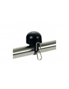 Ringklocka Widek Paperclip Mini 22 mm svart