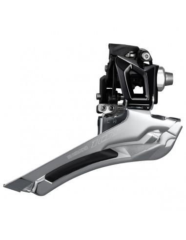 Framväxel Shimano Dubbel svart FD-R7000L
