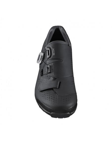 Skor Shimano XC501 MTB svart SPD